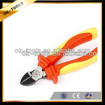 new 2014 Withstand Voltage Diagonal Pliers manufacturer China wholesale alibaba supplier