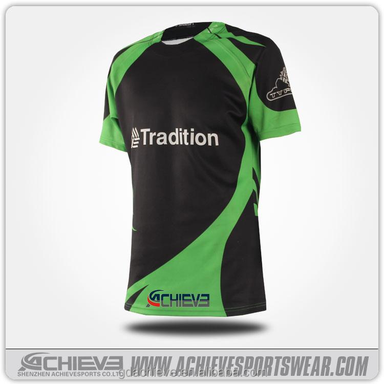 Custom rugby league football jersey blank wholesale rugby for Custom football jersey shirts
