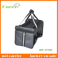 PVC Printed Fashion High Quality Cat And Dog Carry Bag Pet Bag