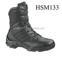 original quality sport construction army operation military boots for tactical/combat