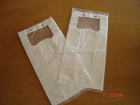 hdpe shopping die cut handle plastic bag with good quality