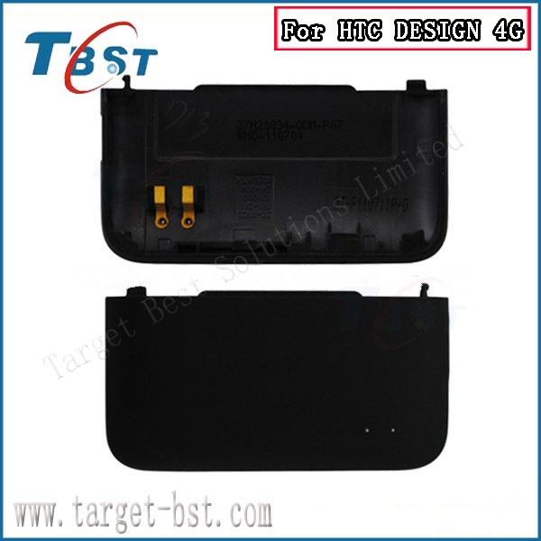 Cheap Original Quality for HTC EVO Design 4G Battery Door Housing Back Cover
