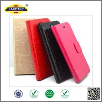 Luxury Ultra Thin Wallet Leather case for iphone 6,book style leather wallet case