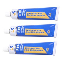 waterproof silicone sealant one component bonding fixed electronic adhesive