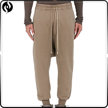 Unique design custom clothing loose khaki mens cotton pants for sale