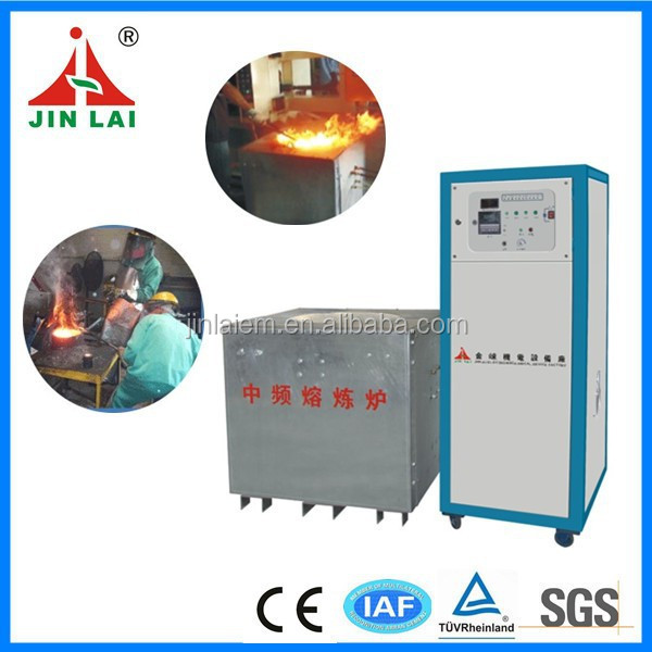 Aluminum Electric Melting Machine For Pouring (JLZ-35KW)