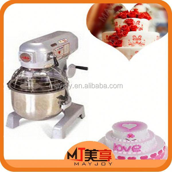 Cake shop equipments for stirring dough ,eggs ,cream ,cooking mixer