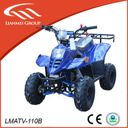 hot sale gas mini atv 90cc four wheels motorcycle with EPA/CE