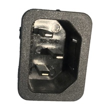 High Quality Plug Socket AC Power Socket Connector C14 Industrial Plug C13 Socket VDE CE certification