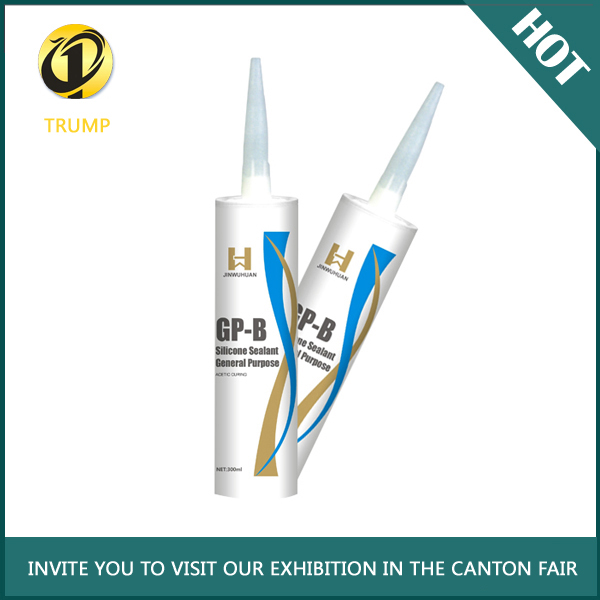 GP-B acrylic silicone sealant for mirror/bathroom/good quality a price factory sale
