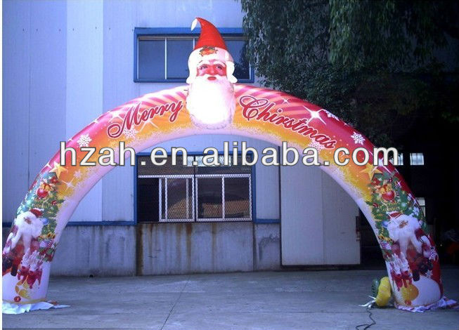 Pretty Inflatable Christmas Arch