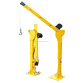 moveable mini 12v/24v truck hoists crane for sale