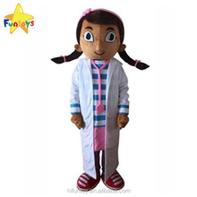 Funtoys CE adult doc mcstuffins mascot costume for sales