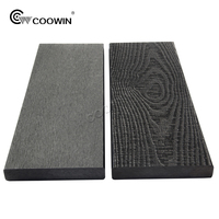WPC decking / wood plastic composite deck board / WPC factory in China