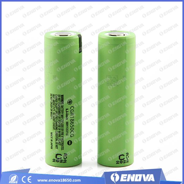 wholesale original for Panasonic CGR18650CG 3.7V 18650 2250mah li-ion Rechargeable battery