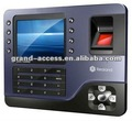 3.2 TFT inch,Biometric Fingerprint &RFID time attendance support USB and TCP/IP