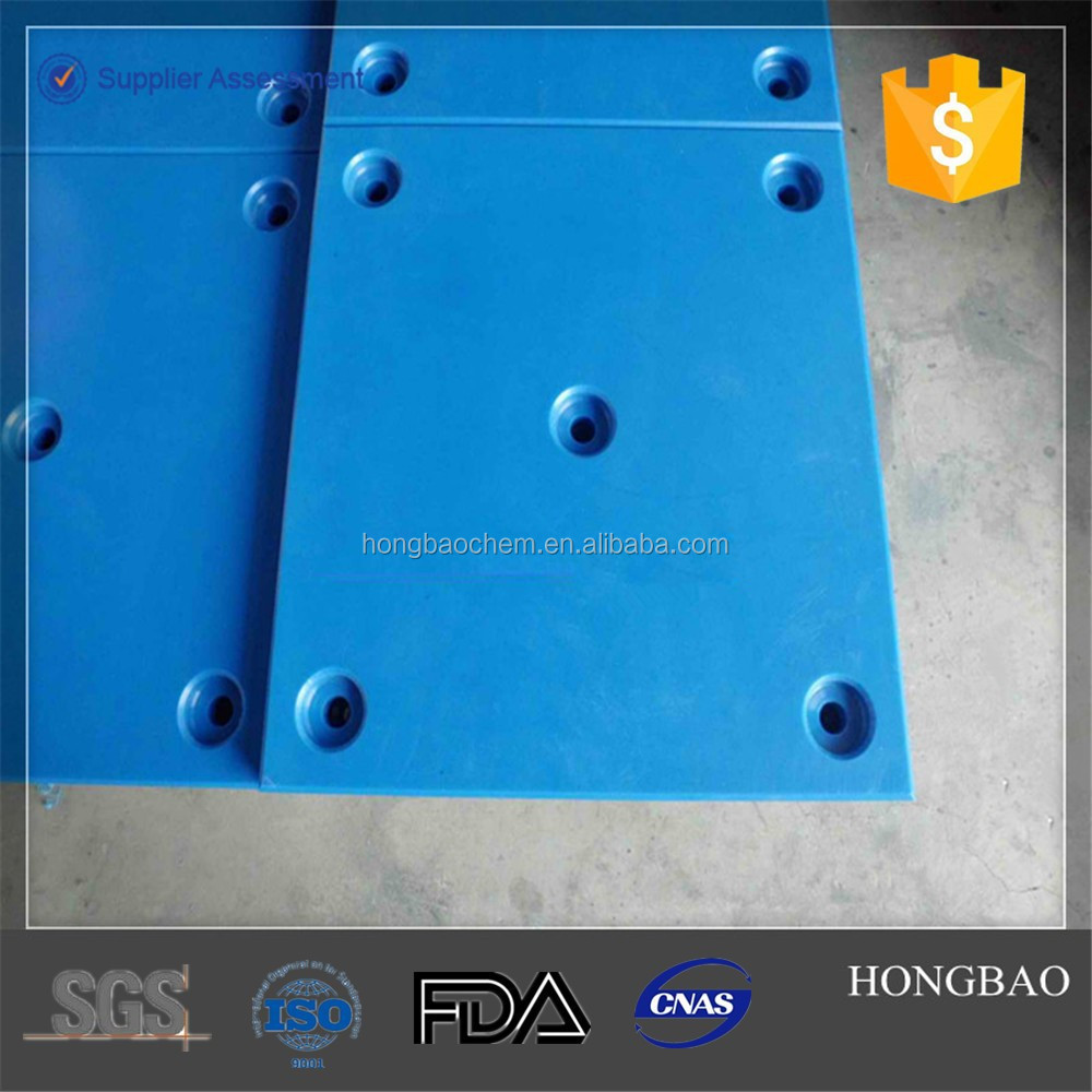 custom plastic sheet, hdpe properties, PE outrigger pads