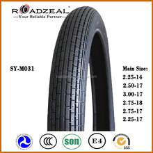 china top brand High quality motorcycle tyre 2.25-17 2.5-17 2.75-17 with cheaper price