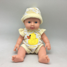 Vinyl Figure Toy Reborn Baby Dolls