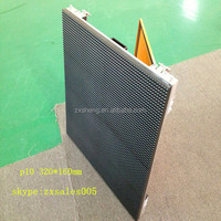 shenzhen DIP P10 fullcolour Waterproof Sealed aluminum outdoor led cabinet