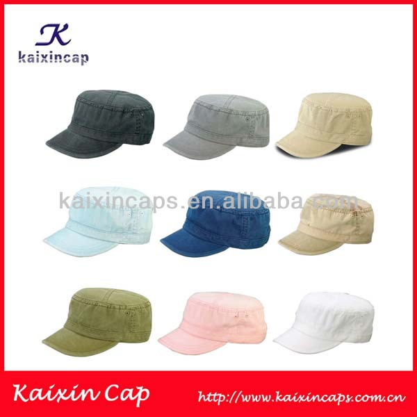 High Quality Military Cap Wholesale/ Fashion Military Cap/ Army Hats 100 Cotton