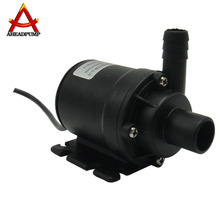 Auto solar dc aquarium water pump