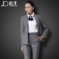 2016 Fashion Custom Made Ladies Tuxedo Pant Suit Design for Woman