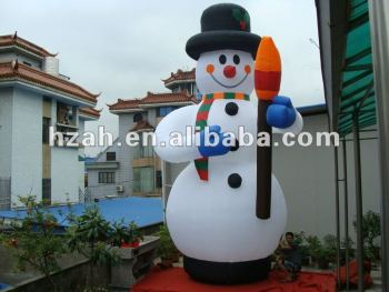 Big hot sale inflatable snowman