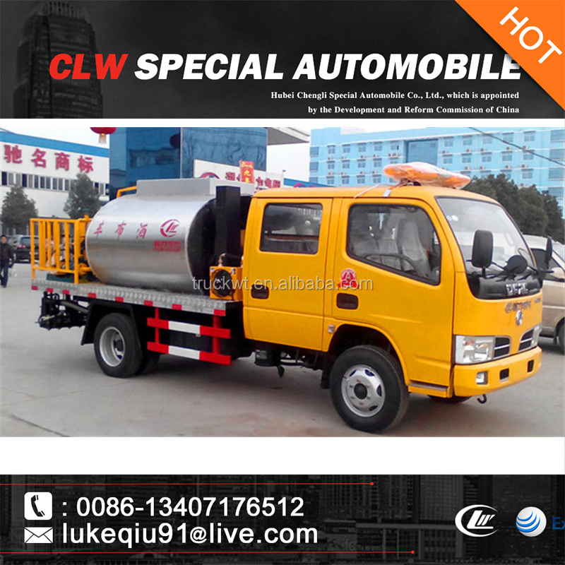 chinese cheap 3ton-5tons tack coat asphalt truck for sale