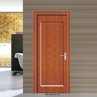 Best Sales Swing Open Style and Composite HDF Wood Door Material Wooden Doors