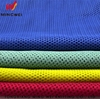 Hot selling Warp knitting 100%polyester mesh fabric for sportswear Garment Lining Bag Shoes Hat