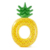 Flamingo pineapple inflatable adult donut pool duck baby unicorn swimming float ring