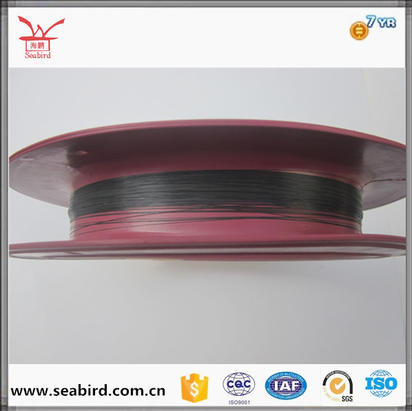 The Stock for Shape Memory Alloy Dia0.1mm 0.3 Titanium Wire Nickel
