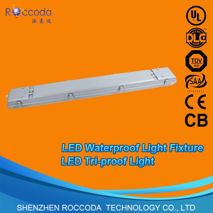 Ip65 Tri Proof Led Tube light 9w 18w 27w 36w Vapor led light fixture, Tri-proof Led Light