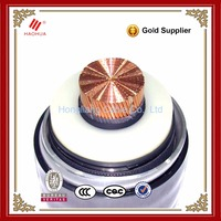 No.0507-- Copper or Aluminium CAS or LEAD metal sheath 110kV underground waterproof electrical XLPE power cable 500mm2 1 core