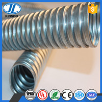corrugated galvanized steel conduit