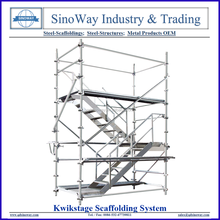 HDG/Painting High Quality Good Price Quick Stage Scaffolding for Sale