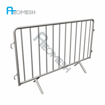 AEOMESH Cross Feet Road Barrier