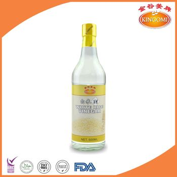 Natural Fermented White Rice Vinegar Best Quality