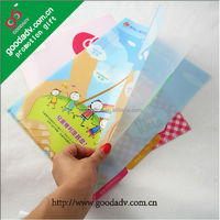 Wholesale pp file folder factory price plastic folders