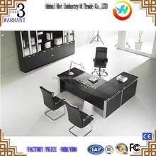 High Quality Luxury Damro Office Furniture 2016 New Design General Manager High End Office Furniture Table