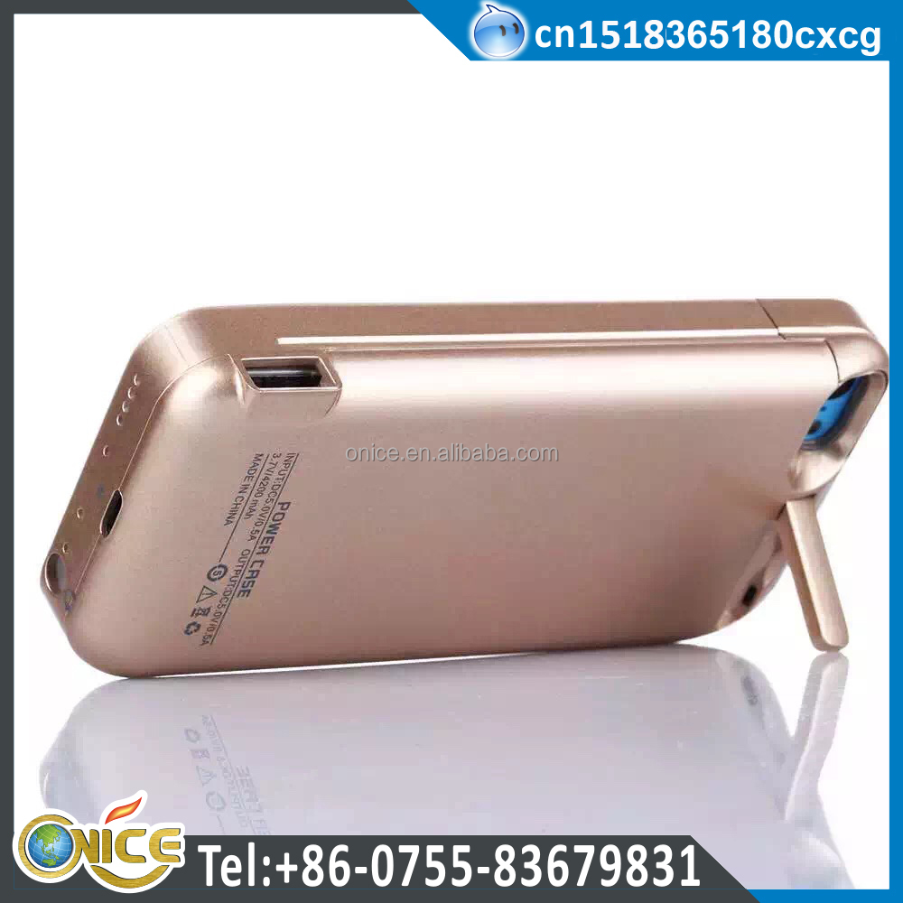 4200mah lithium polymer battery clip B502 phone case for Iphone5/5C/5S/5SE