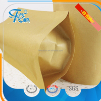 High qulity plastic bags for food , stand up kraft paper bag , stand up bag/pouch with window