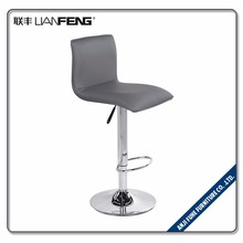 Popular lift adjustable footrest bar stool chair