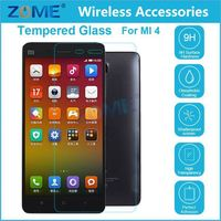 Tempered Glass For Xiaomi Mi 4 M4 Mi4 Screen Protective Film High Quality Screen Guard Protector Free Sample