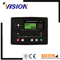 Automatic generator ats control module DSE7210 can replace deep sea