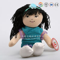 Hot sale plush stuffed toys dolls manufacturers china(ICTI audited)