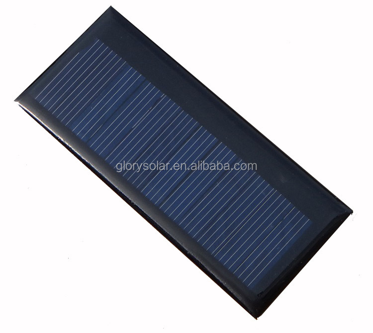 0.3W 6V 50mA 86*38*3MM Small Solar Panel Low Price Mini Solar Panel, China Factory Offer Cutomized Solar Panel