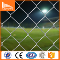 Chain link fence for baseball fields, galvanized chain link fence, chain link fence panels sale