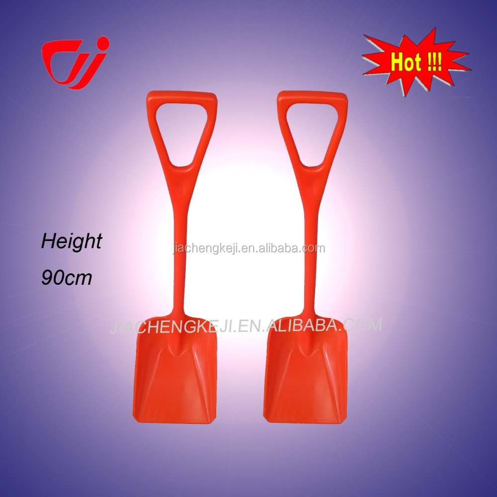 Wholesale high quality plastic snow shovels